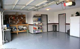 organizing garage transformation makeover, garages, organizing