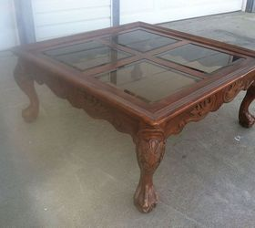Shabby Chic Coffee Table Paint Redo Distressed, Chalk Paint, Painted  Furniture