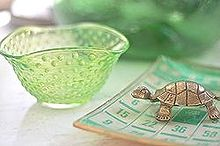diy hobnail glass, crafts, diy, home decor