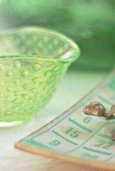 diy hobnail glass, crafts, diy, home decor