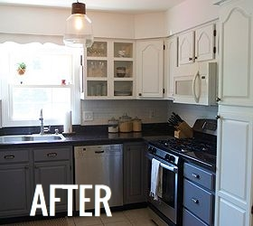 kitchen cabinet makeover. Kitchen Cabinets Makeover 10 diy kitchen cabinet makeovers before  after photos that in Gorgeous 30 Decorating Inspiration Of