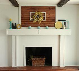 Cottage Chic Fireplace Redo | Hometalk
