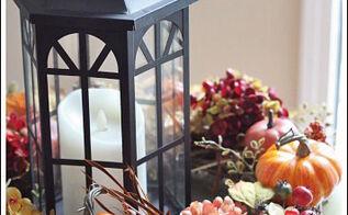 thanksgiving fall table centerpiece, seasonal holiday decor, thanksgiving decorations