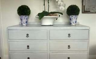 chalk paint french style chest drawers, chalk paint, painted furniture