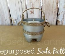 repurposed soda bottle, crafts, repurposing upcycling
