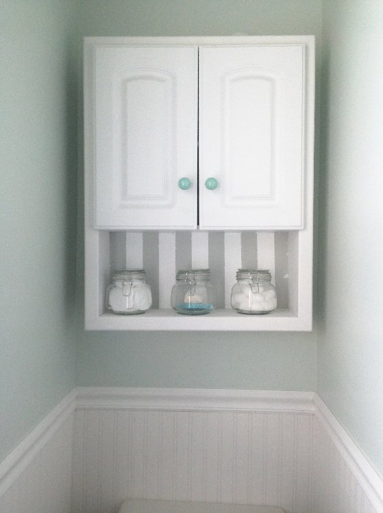 Before After A 210 Guest Bathroom Refresh Hometalk