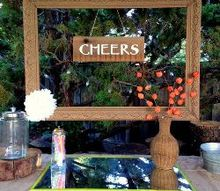 signs hand painted wood cheers, crafts, repurposing upcycling