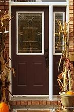 front door paint projects, curb appeal, doors, painting