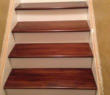 hickory stairs our most ambitious stair project yet, diy, home improvement, stairs, woodworking projects
