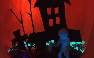 halloween mini gardens in pumpkin, crafts, seasonal holiday decor