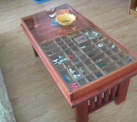 Shadow Box Coffee Table Hometalk