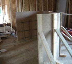 diy concrete kitchen island concrete masonry diy home decor kitchen island