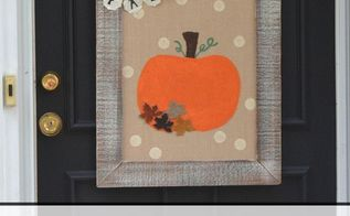 crafts fall picture wall decor, chalk paint, crafts, seasonal holiday decor