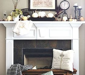 Home decorating fireplace ideas