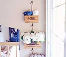 adding decorative storage to the kitchen, kitchen design, storage ideas, wall decor