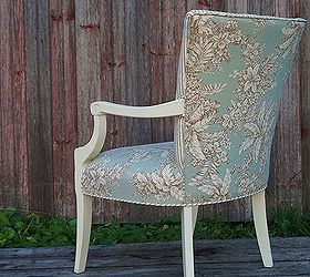 Ugly Duckling Thrift Store Chairs Can Be Swans, Painted Furniture,  Repurposing Upcycling, Reupholster