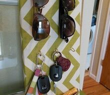 organizing craft sunglasses key holder, crafts, organizing