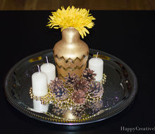 fall centerpieces decorating ideas, crafts, seasonal holiday decor