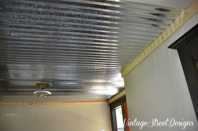 Modern Farmhouse Kitchen Ceiling Diy Kitchen Design