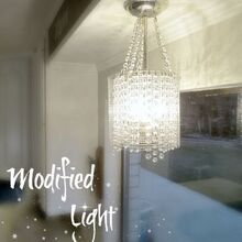 lighting modified fixture update, home decor, lighting, repurposing upcycling