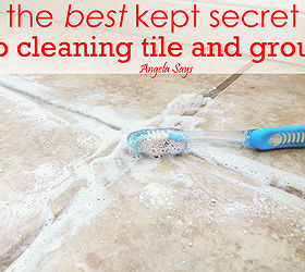 The Best Kept Secret to Cleaning Tile and Grout Hometalk