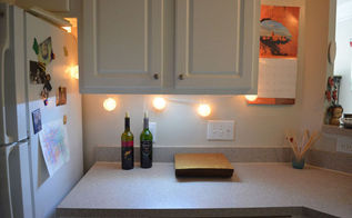 under-cabinet rope lighting | hometalk