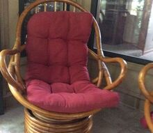 q how to paint this chair, how to, painted furniture, painting, A chair I would like to paint a darker color of brown