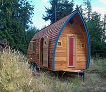 tiny homes unique interior home decor architecture, architecture, go green, home decor, roofing