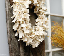 neutral fall wreath, crafts, seasonal holiday decor, wreaths