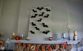 halloween decorations fall autumn, crafts, halloween decorations, home decor, seasonal holiday decor