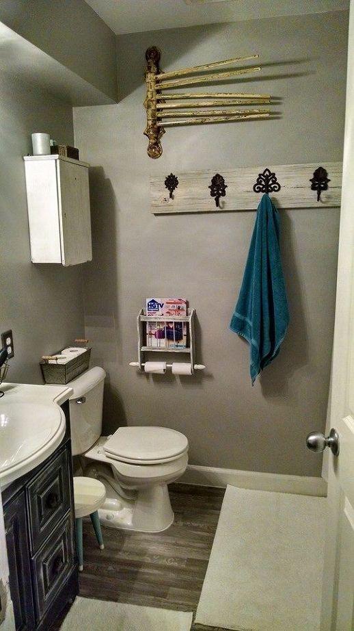 Budget Bathroom Makeover Bathroom Ideas Home Decor Small Bathroom Ideas