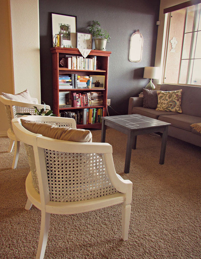 upcycle upholstery chairs craigslist transformation, diy, home decor,  painted furniture, reupholster - Craigslist Chair Upholstery Transformation Hometalk