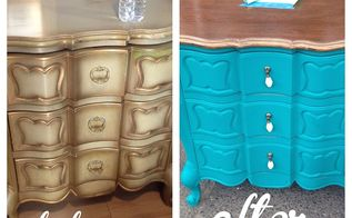 Two Toned Painted Night Stands Hometalk
