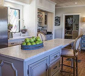 Elegant Kitchen Ideas Renovation French Country Chic Glam, Home Improvement, Kitchen  Design