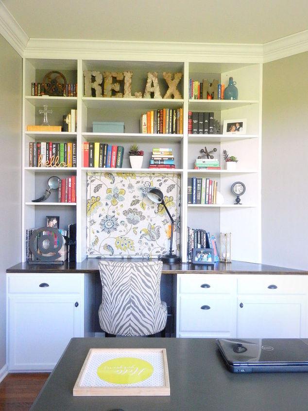 Home Office Makeover Reveal Hometalk