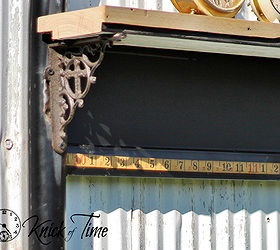 repurposing upcycling futon frame wall shelf chalkboard chalkboard paint  painted furniture repurposing upcycling. Upcycling Futon