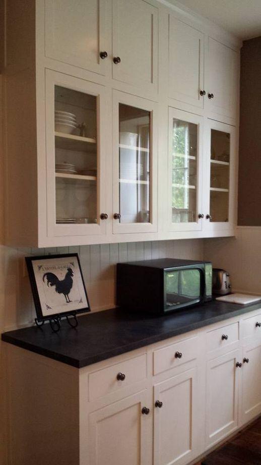 Diy kitchen makeover for under 650 hometalk for Cheap diy kitchen cabinets