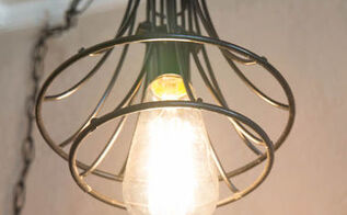 diy lighting wire pendant, diy, lighting