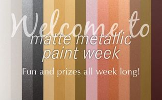 painting modern masters matte metallic, diy, paint colors, painted furniture, painting