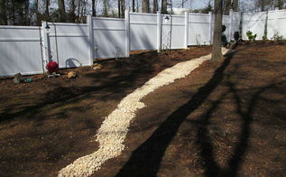 in need of ideas for a yard with slope, gardening, landscape, outdoor living