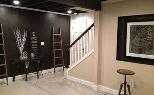 basement ideas remodel progress industrial, basement ideas, home improvement