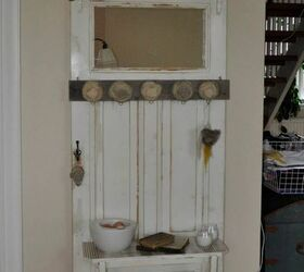 recycled old door doors home decor repurposing upcycling & Recycled Old Door | Hometalk Pezcame.Com