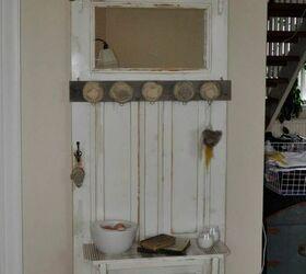 recycled old door doors home decor repurposing upcycling & Recycled Old Door | Hometalk Pezcame.Com