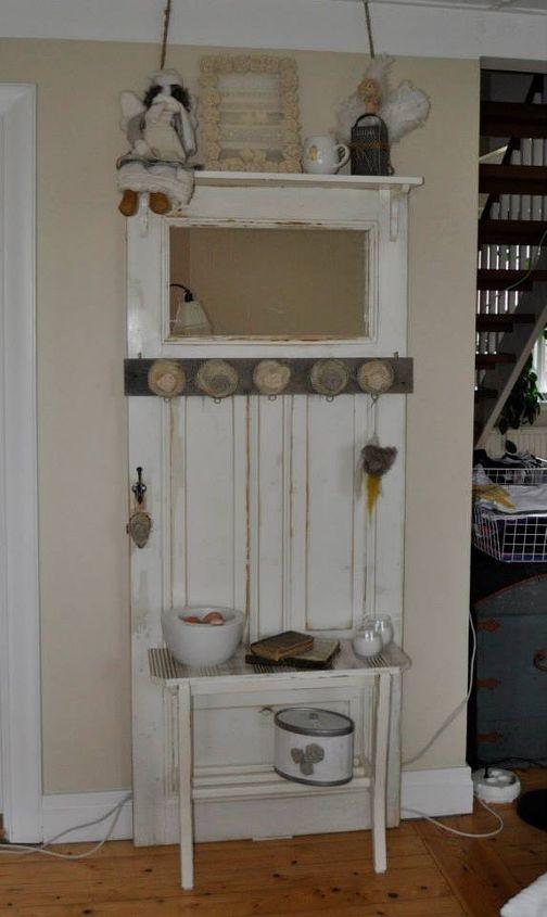 Recycled Old Door Doors Home Decor Repurposing Upcycling