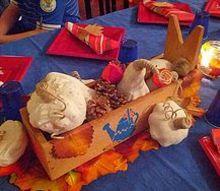 mini dried pumpkins, crafts, seasonal holiday decor