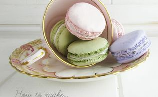 how to make faux french macarons, crafts, home decor, how to