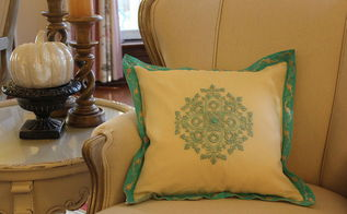 how to make pillow fast decorative, crafts, home decor, how to