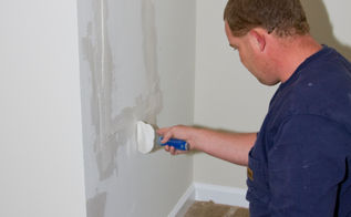 tips on cutting drywall accurately, wall decor