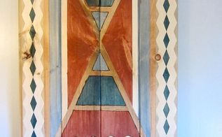 wood stain wall art hometalkeveryday, crafts, wall decor