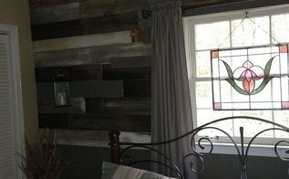 my free pallet wall, home decor, pallet, repurposing upcycling, wall decor
